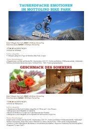 """entdecken sie das """"herz"""" der alpen - Hotel Intermonti"""