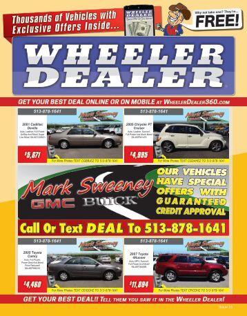 Wheeler Dealer 35-2015
