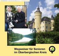 Wegweiser für Senioren im Oberbergischen Kreis - Oberbergischer ...