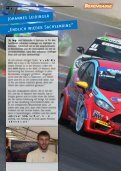 Die Boxengasse, Ausgabe Nr. 06 - Sachsenring - Saison 2015 (#28) - Seite 6