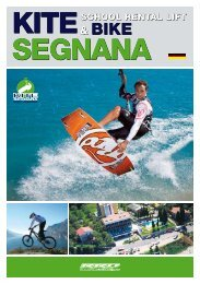 KITE is our PASSION - Surf Segnana