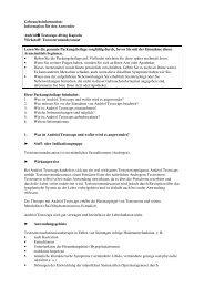 Information für den Anwender Andriol® Testocaps 40 mg Kapseln ...