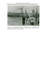 Zdjęcia z roku: 1958 (11 zdjęć) - Grabowiec - historia i nie tylko