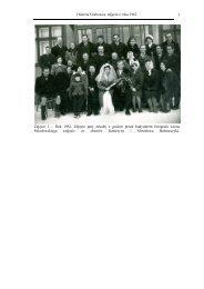 Zdjęcia z roku: 1962 (9 zdjęć) - Grabowiec - historia i nie tylko