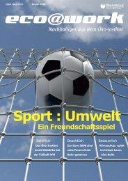 pdf-Download eco@work gesamt - Öko-Institut eV