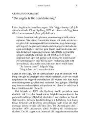 Rydberg Nordstjärneorden Nordstjärneriddare