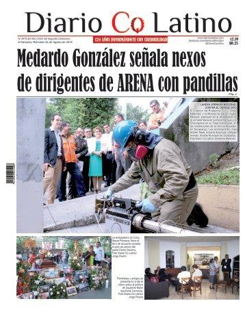 Edición 26 de Agosto de 2015