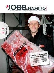 Jobb & Næring #5 2011 - Haugesundregionens Næringsforening