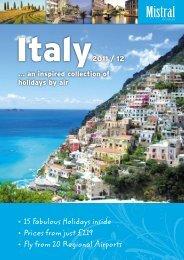 and the Amalfi Coast - Reader Travel Holidays