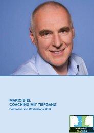 DaS WeSentliChe - mario-biel-coaching.de - Coaching Esslingen