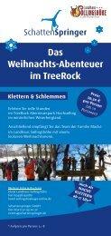 Weihnachtsspecial Klettern und Schlemmen bei ... - Schattenspringer