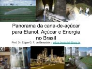 para Etanol Açúcar e Energia no Brasil