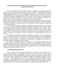 Estudos fitossociologicos de plantas daninhas 1.pdf - Departamento ...