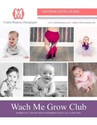 Watch Me Grow Club