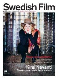 The Belfast Girl Kirsi Nevanti - Swedish Film Institute
