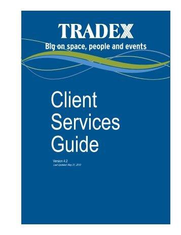 Client Services Guide