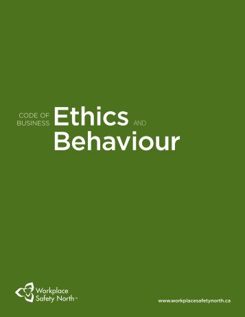 Ethics Behaviour