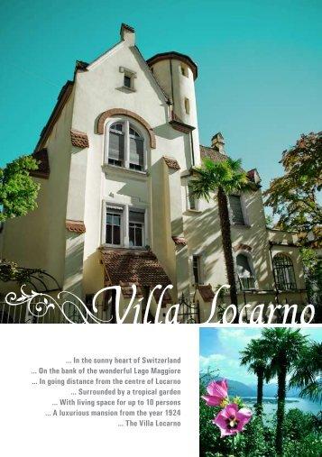 Villa Locarno