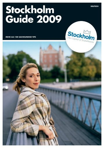 The Capital of Scandinavia! - Stockholm