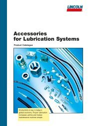 Accessories for Lubrication Systems