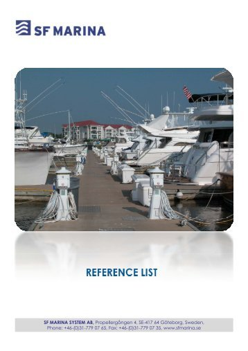 REFERENCE LIST - MANDL