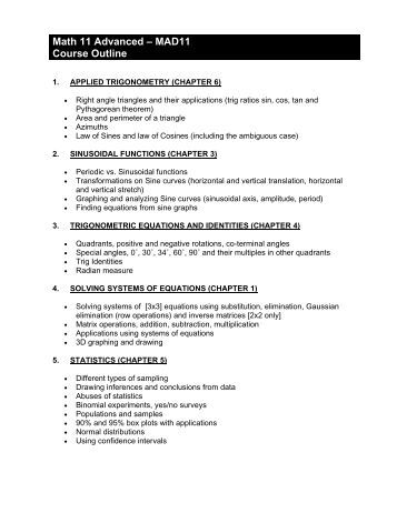 pre calculus 11 student workbook pdf