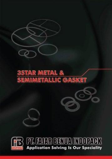 C O N T E N S Spiral Wound Gasked Metal Gasket Metal Jacketed Gasket
