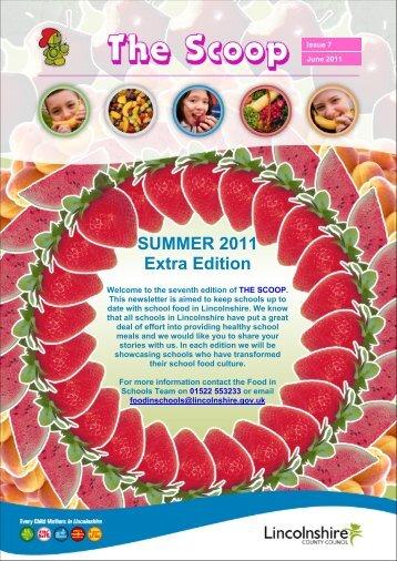 SUMMER 2011 Extra Edition