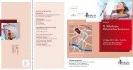 19. Oldenburger Mukoviszidose-Symposium - Mukoviszidose e.V.