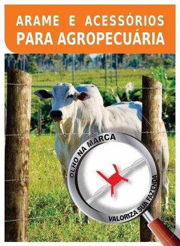 PARA AGROPECUÁRIA