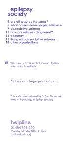 non-epileptic seizures - Page 2