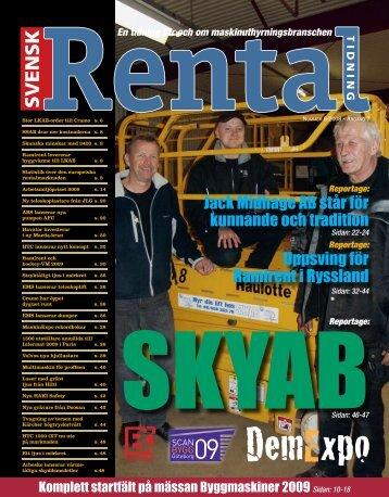 SRT 6-2008.pdf - Svensk Rental