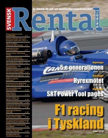 F1 racing i Tyskland