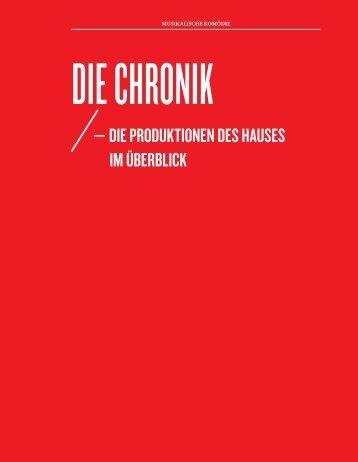 Chronik zum Download - Oper Leipzig