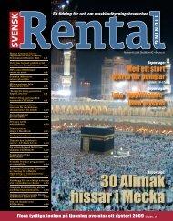 SRT 6-2009.pdf - Svensk Rental