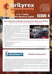 Brityrex 12 Newsletter Issue 4_Newsletter - ECI International