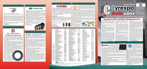 Tyrexpo Asia Newsletter - ECI International