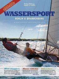abo@segeln-magazin.de · www.segeln-magazin.de - Berliner Zeitung