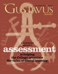 Spring 2006 Gustavus Quarterly