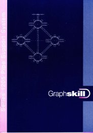 Graphskill Series (Patent Stainless Steel Pipe Support System