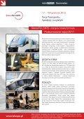 17 – 18 kwietnia 2012 Targi Transportu Spedycji i Logistyki www.tslexpo.pl - Page 3