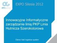 Hana Rulíšková - Oltis Group - Expo Silesia