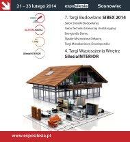 sibex 2014 - Expo Silesia