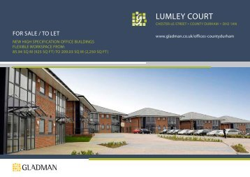 LUMLEY COURT