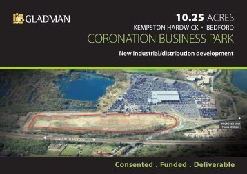 CORONATION BUSINESS PARK