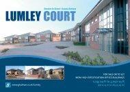 LUMLEY COURT