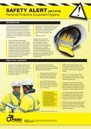 Personal Protective Equipment Hygiene - OPERC