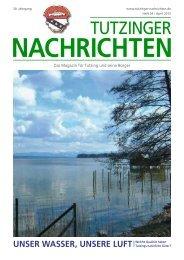 Download Heft 04 / April 2012 - Tutzinger Nachrichten