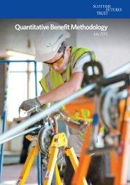 Quantitative Benefit Methodology