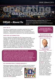 OELG – About Us